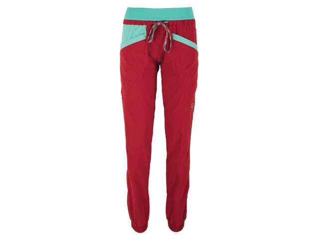 La Sportiva W's Mantra Pant Berry/Mint